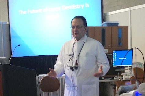 Dr. Paul Caselle - speaking
