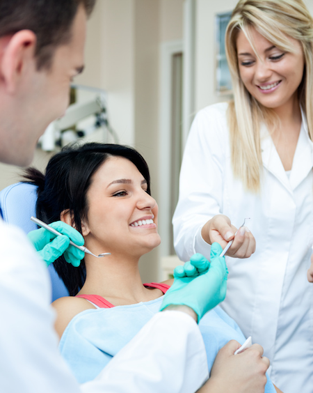 Dr Caselle dental speaking - practice management