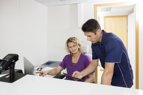 Dentrix training consultation - Dr Paul Caselle